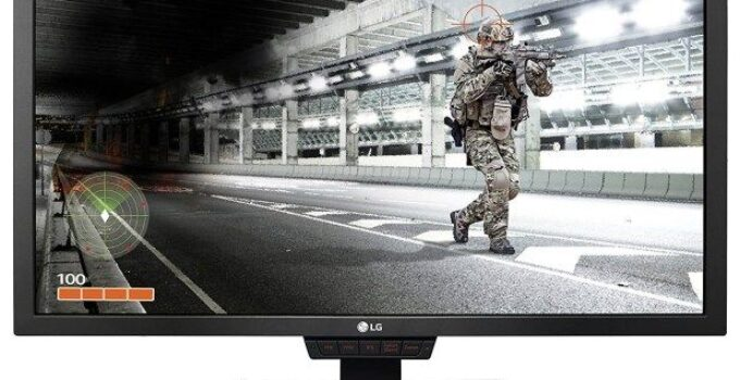 What is the Monitor Refresh rate