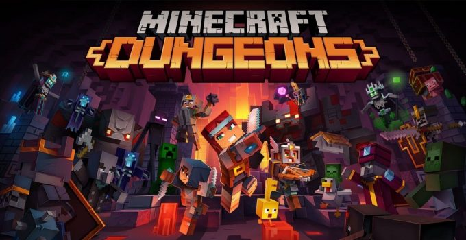 Best Laptops For Minecraft Dungeons
