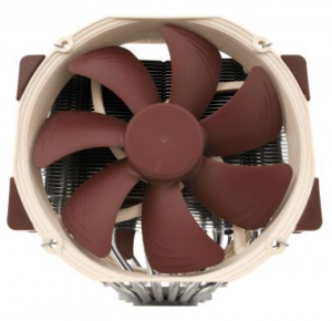 Noctua NH-D14 Vs Noctua NH-D15 CPU Cooler