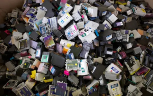 How To Recycle Ink Cartridges for Cash