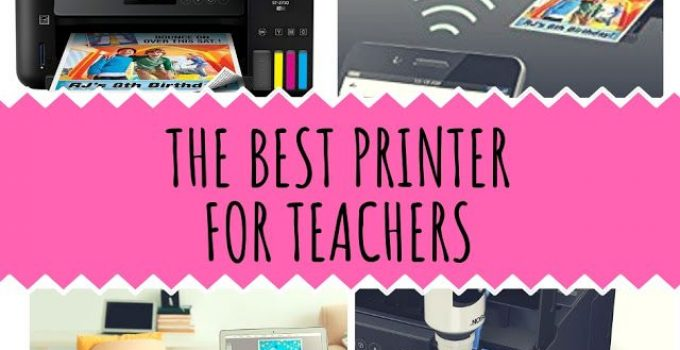 Best Printers for Teachers