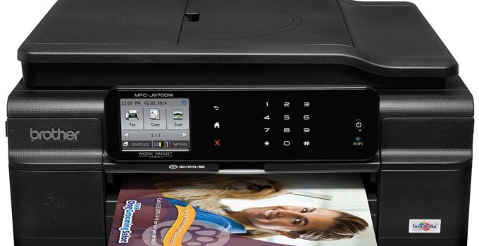 best printers with Near Field Communication