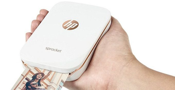 best pocket printers for printing on the go